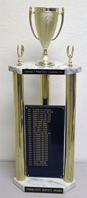 Community Service trophy