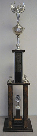 Safety Award trophy