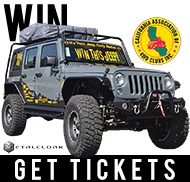 Win a brand new Jeep built by MetalCloak