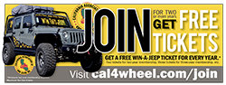 Get free Win-A-Jeep tickets for multi-year renewals