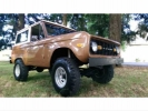 1972 Ford Bronco UNCUT, New Tires, 5L V8, sounds amazing.