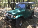 1972 Toyota Landcruiser for Sale