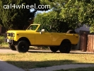 1977 international Scout ll Traveler edition