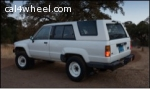1985 4-Runner For Sale - One Owner