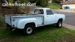 1985 Dodge 200 4X4