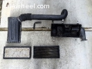 2001 Jeep Wrangler OEM air intake system