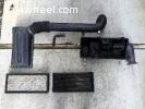 2001 Jeep Wrangler OEM air intake system