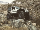 2006 Wrangler STRETCHED on JK rubicon axles
