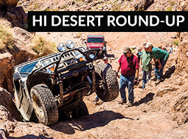 Hi Desert Round-Up