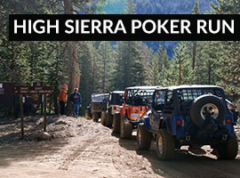 High Sierra Poker Run