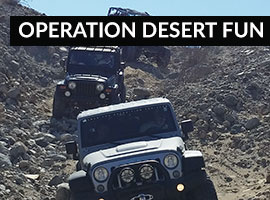 Operation Desert Fun