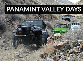 Panamint Valley Days