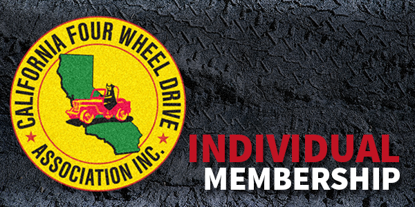 Join as a Cal4Wheel individual or family member