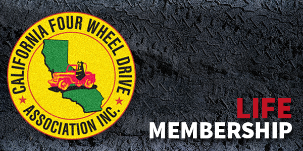 Join Cal4Wheel as a life member