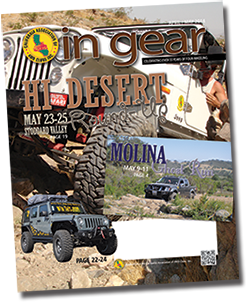 April 2014 In Gear cover