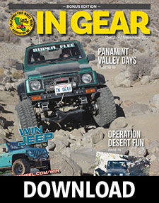 Download the October/November 2020 In Gear bonus edition