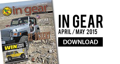 In Gear April/May 2015