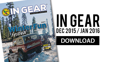 In Gear December/January 2016