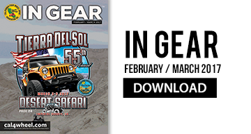 Download the February/March 2017 edition of the In Gear