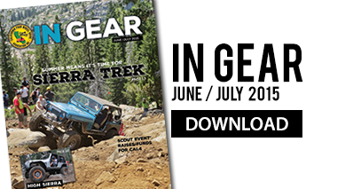 Download the June/July 2015 edition of the In Gear magazine