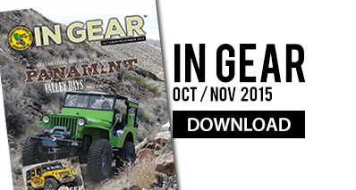 In Gear October/November 2015
