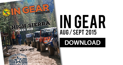 Download the August/September 2015 In Gear