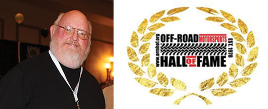 Jim Bramham selected for the Off-Road Motorsports Hall of Fame