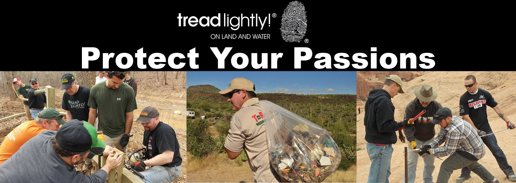 tread lightly grants