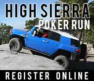 Register online for High Sierra Poker Run
